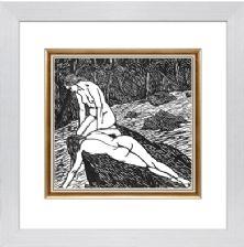 Bathers or Baigneuses - Ready Framed